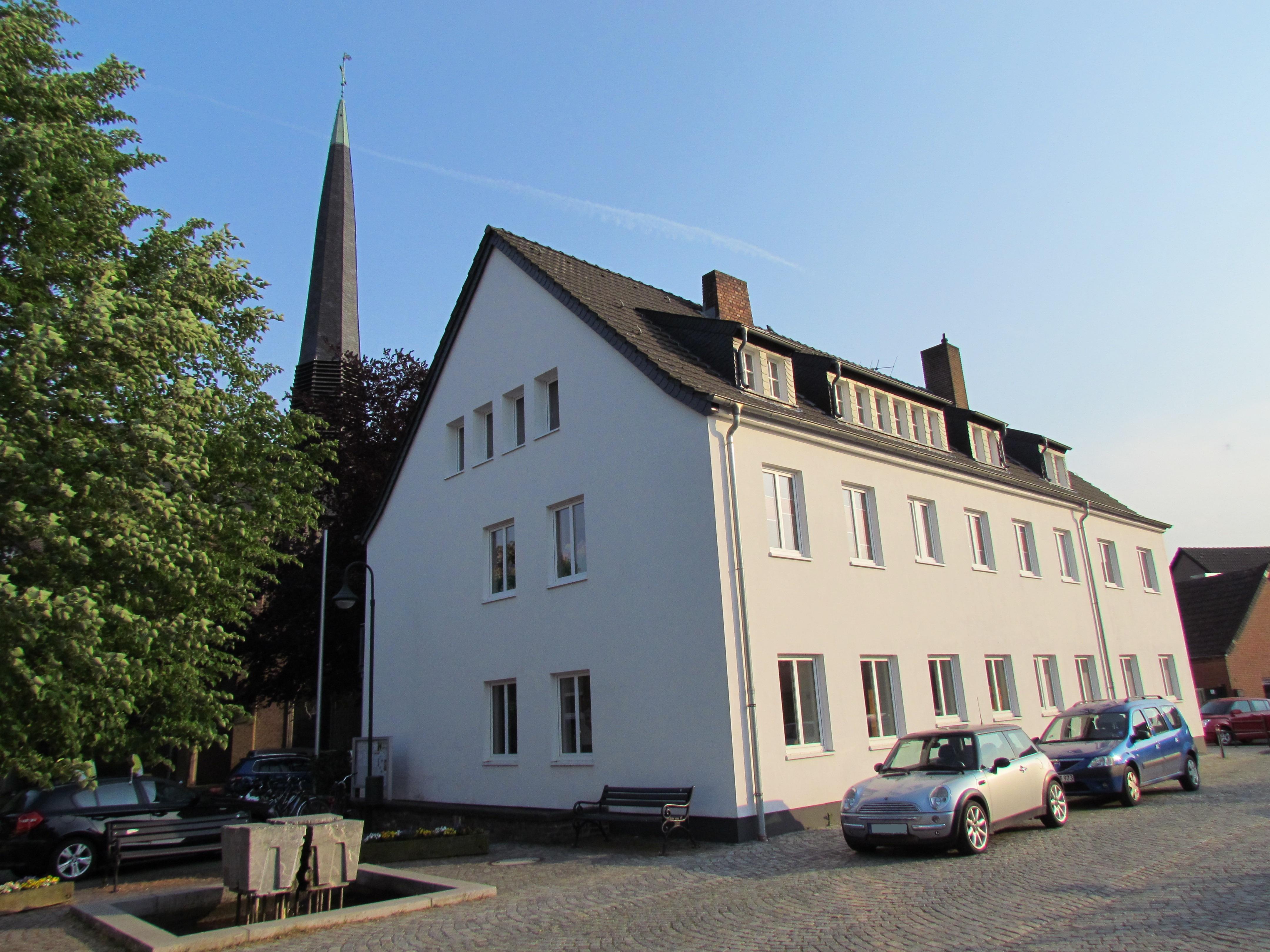 Umbau Pfarrheim Kindergarten