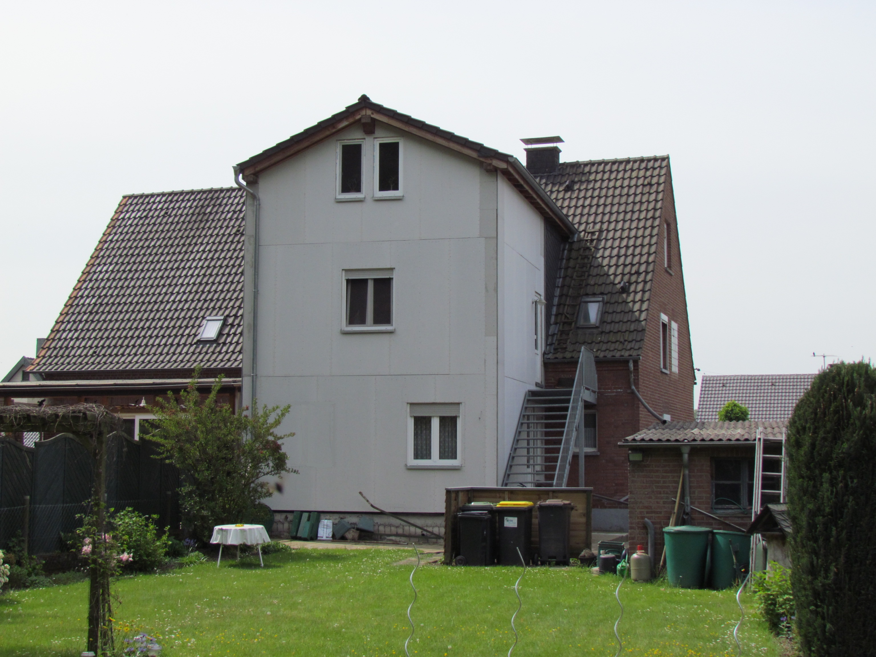Umbau Zweifamilienhaus