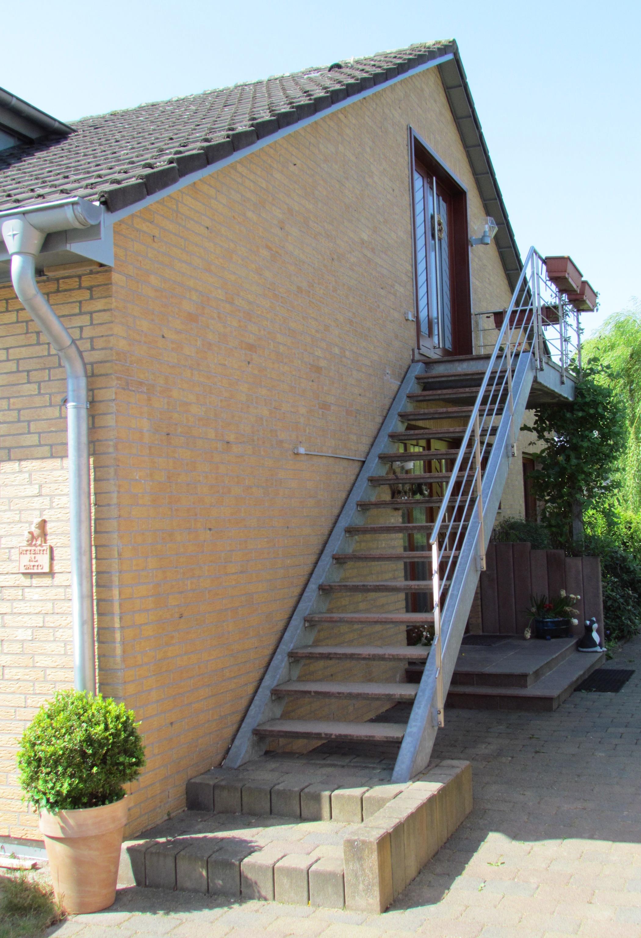 Dachgeschossumbau