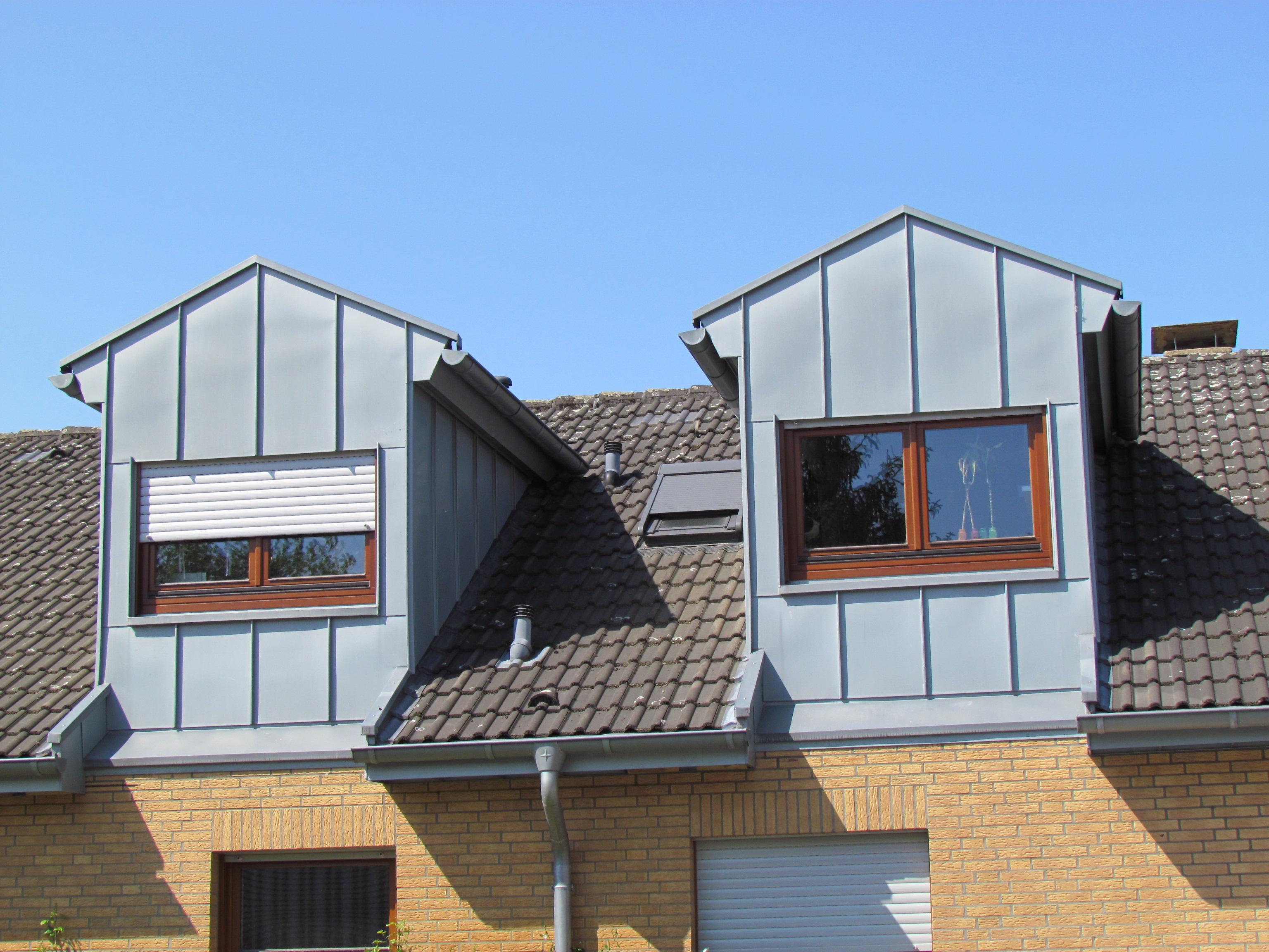 Dachgeschossumbau und Dachgauben