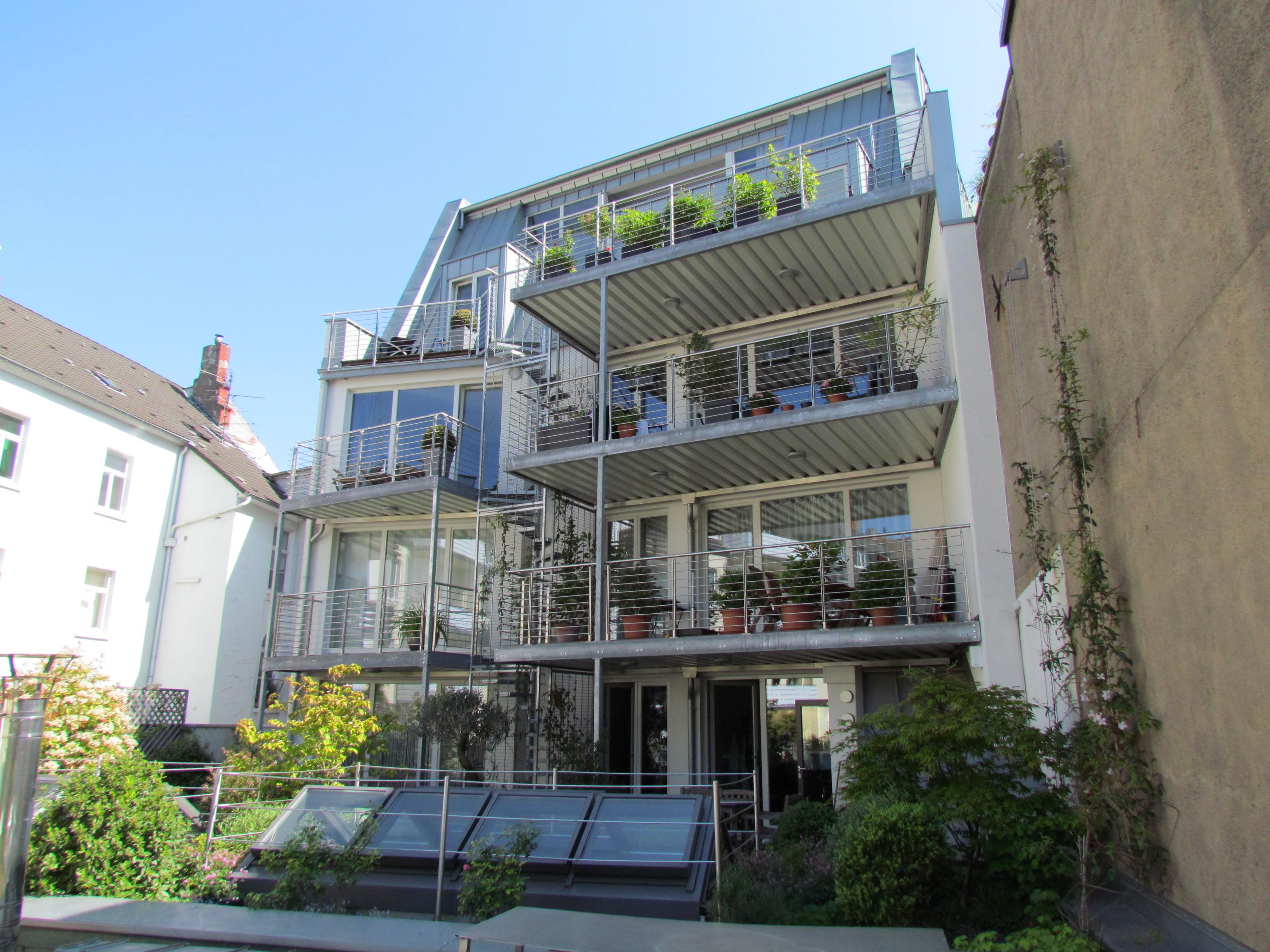 Neubau Wohn- und Geschäftshaus 004