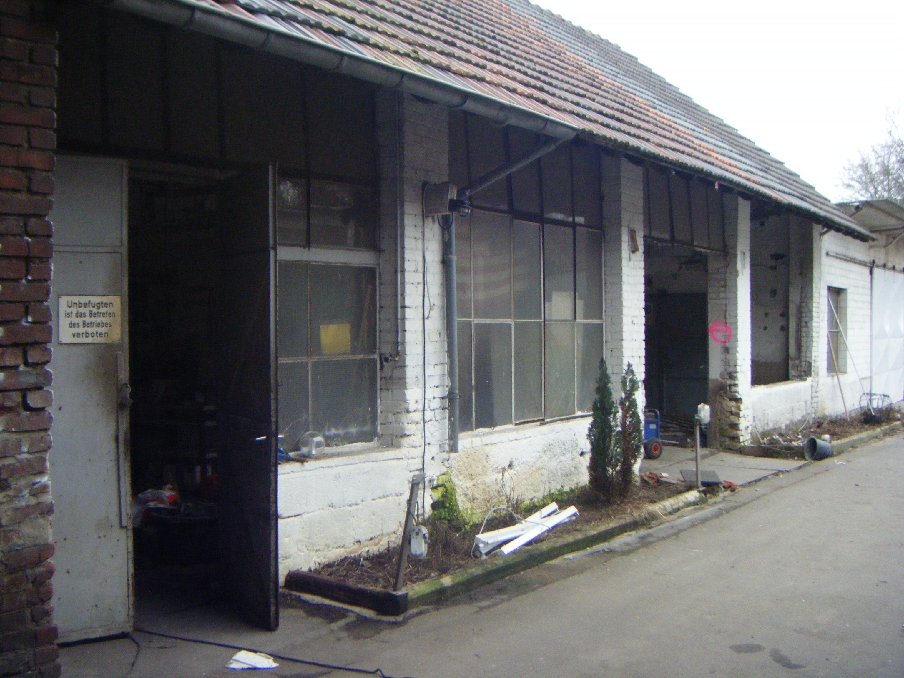 Sanierung Hofanlage