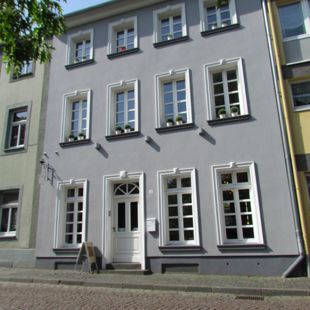 Umbau Geschäftshaus