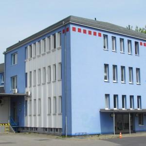 Dach- und Fassadensanierung Bürogebäude