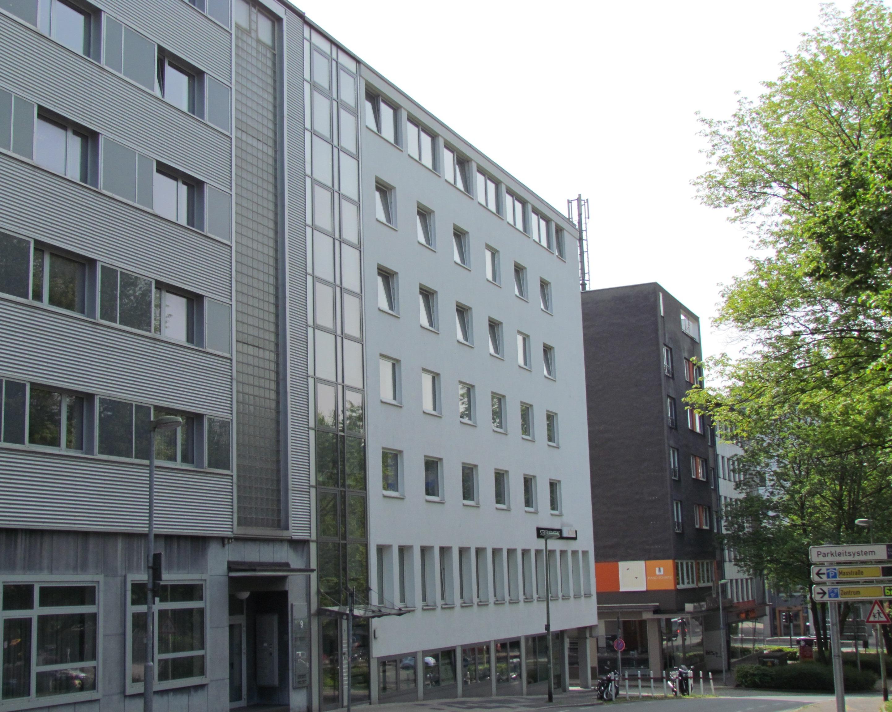 Umbau Bürogebäude