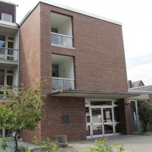 Fassadensanierung Seniorenwohnungen